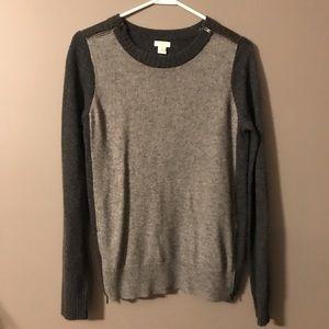 Ladies J. Crew sweater